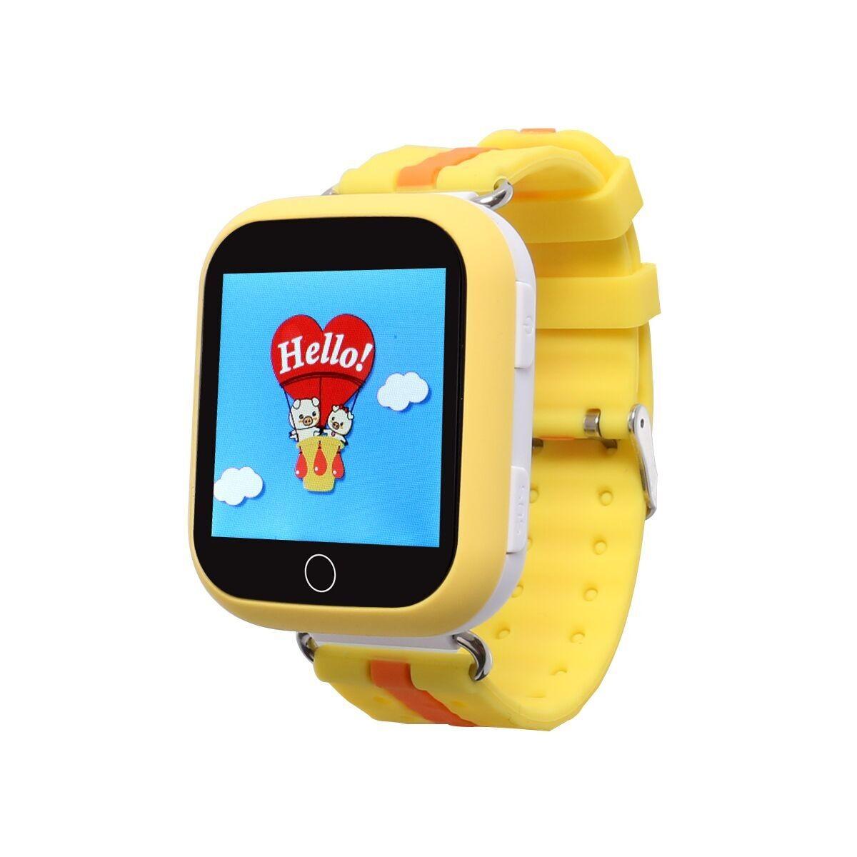 Детские часы с gps-трекером ew100s